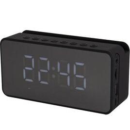 Akai A58117 FM Bluetooth Clock Radio - Black Reviews