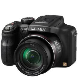 Panasonic Lumix DMC-FZ48 Reviews