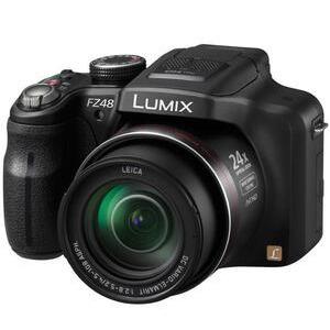 Photo of Panasonic Lumix DMC-FZ48 Digital Camera