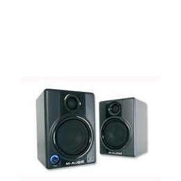 M-AUDIO AV30 Compact Desktop Speaker System Reviews