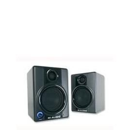 M-AUDIO AV30 Compact Desktop Speaker System Reviews