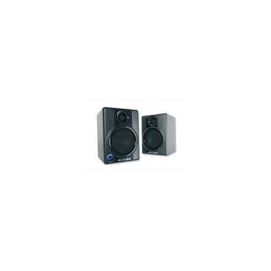M-AUDIO AV30 Compact Desktop Speaker System