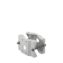 Videotec WSFPA - Pole mount kit - white