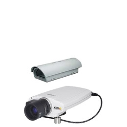 AXIS 221 Outdoor Verso Bundle - Network camera