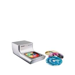 DYMO DiscPainter - CD/DVD printer - colour - ink-jet - CD (120 mm) up to 2 disks/min (colour) - USB Reviews