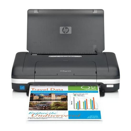 HP OfficeJet H470B Mobile