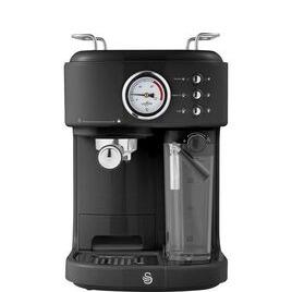 Swan Retro One Touch SK22150BN Coffee Machine - Black Reviews