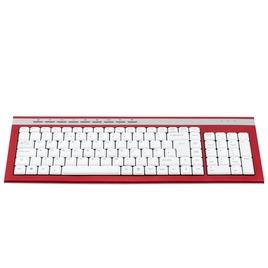Logik LKBWR11 Keyboard - Red Reviews