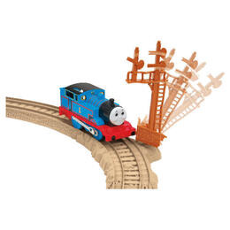TrackMaster Thomas' Wild Ride Railway playset Reviews