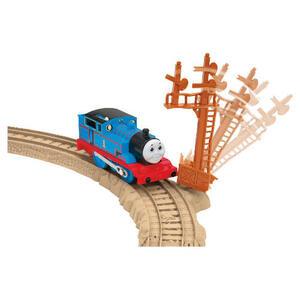 Photo of TrackMaster Thomas' Wild Ride Railway Playset Toy