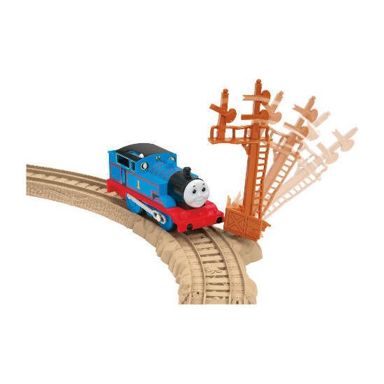 TrackMaster Thomas' Wild Ride Railway playset