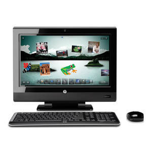 Photo of HP TouchSmart 310-1125UK Desktop Computer