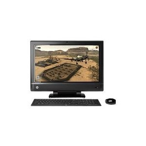 Photo of HP TouchSmart 610-1010UK Desktop Computer
