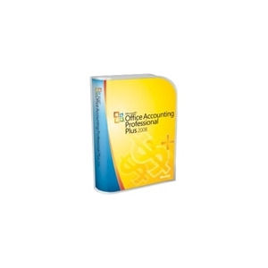 Photo of Office Accounting Professional Plus 2008 Software