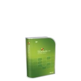 Microsoft Visual Studio 2008 Standard - Complete package (1 PC)
