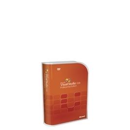 Microsoft Visual Studio 2008 Professional  - Upgrade package (1 PC)
