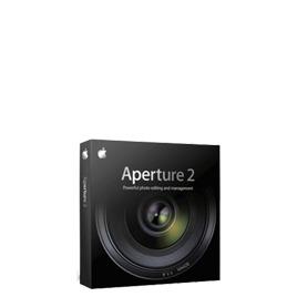 Aperture - ( v. 2.0 ) - complete package - 1 user - DVD - Mac Reviews