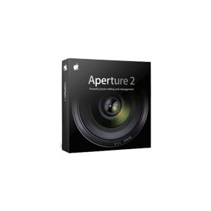 Photo of Aperture - ( V. 2.0 ) - Complete Package - 1 User - DVD - Mac Software