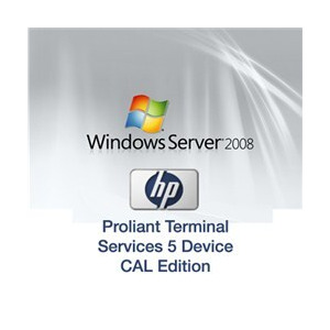 Photo of Microsoft Windows Server 2008 Terminal Services (5 Users) Software