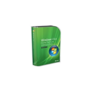 Photo of Microsoft Windows Vista Home Premium W/SP1 - Complete Package - 1 PC - DVD - English International Software
