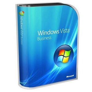 Photo of Microsoft Windows Vista Business Software