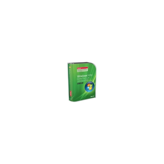 Microsoft Windows Vista Home Premium w/SP1 - Upgrade package - 1 PC - EDU - DVD - English International