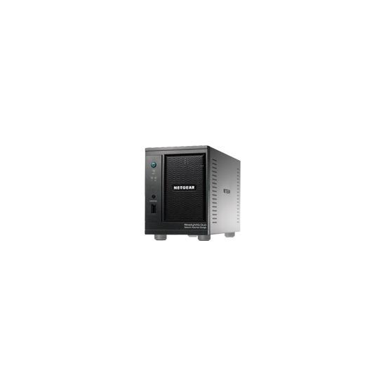 NETGEAR ReadyNAS Duo RND2150 - NAS - 500 GB - Serial ATA-150 - HD 500 GB x 1 - Gigabit Ethernet