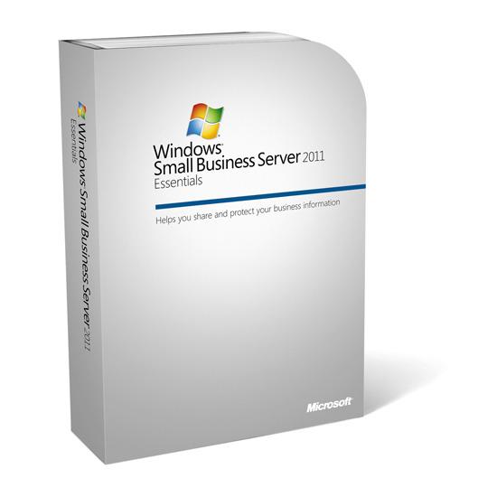 Windows Small Business Server 2011 Essentials Edition