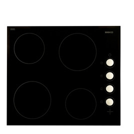 BEKO HIC64102 Built-in Ceramic Hob - Black Reviews