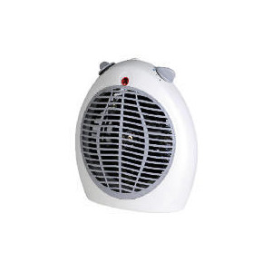 Photo of Tesco FH11 Value Fan Heater Electric Heating