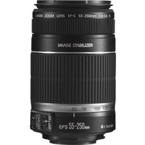 Photo of Canon EF-S 55-250MM F/4-5.6 IS II Lens Lens