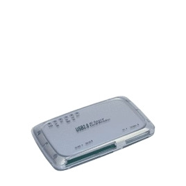 Wiretek USB 2.0 All in 1 Card Reader/Writer Reviews