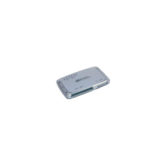 Wiretek USB 2.0 All in 1 Card Reader/Writer