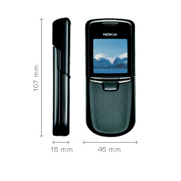 Nokia 8800 Reviews