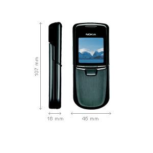 Photo of Nokia 8800 Mobile Phone
