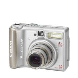 Canon Powershot A530 Reviews