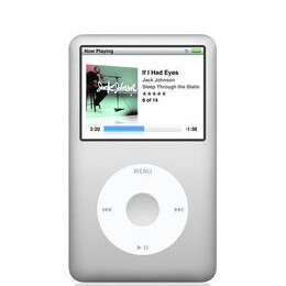 Apple iPod Classic 80GB 6th Generation Reviews