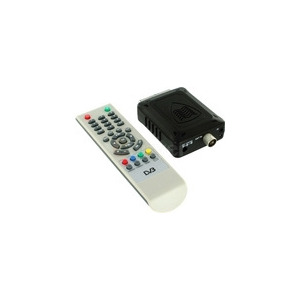 Photo of DVB-T Freeview Scart Receiver DTV-2000 Set Top Box