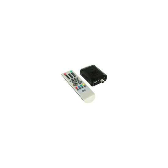 DVB-T Freeview Scart Receiver DTV-2000
