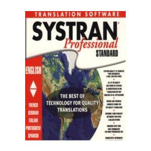 Photo of Systran Translator Professional PC CD Rom