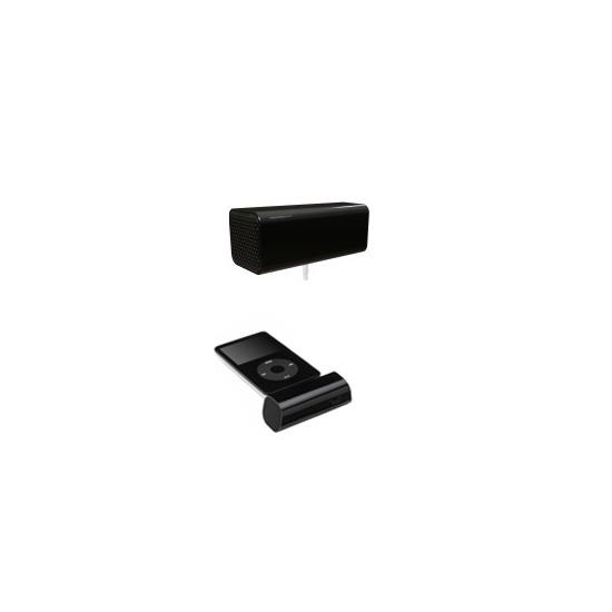 Go Rock Mini Portable Stereo Speakers