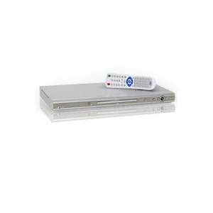 Photo of Vistron DVD DIVX Player With 5.1 Output Silver - DVD-026 DVD Player