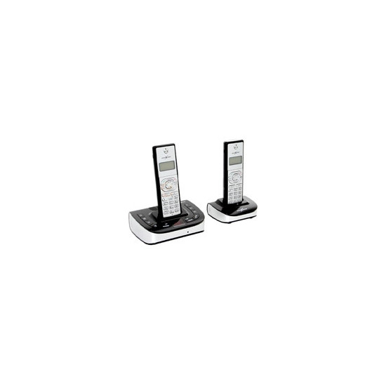 Cordless TWIN DECT Phones with Answer Machine