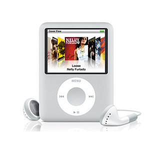Photo of Apple iPod Nano 8GB 3RD Generation MP3 Player