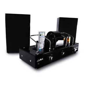 Photo of Fatman ITube Carbon II With Speakers HiFi System