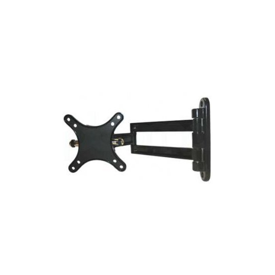 Select Mounts Black Vesa Swing Arm