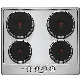 Zanussi ZBE603X Solid Plate Hob Reviews