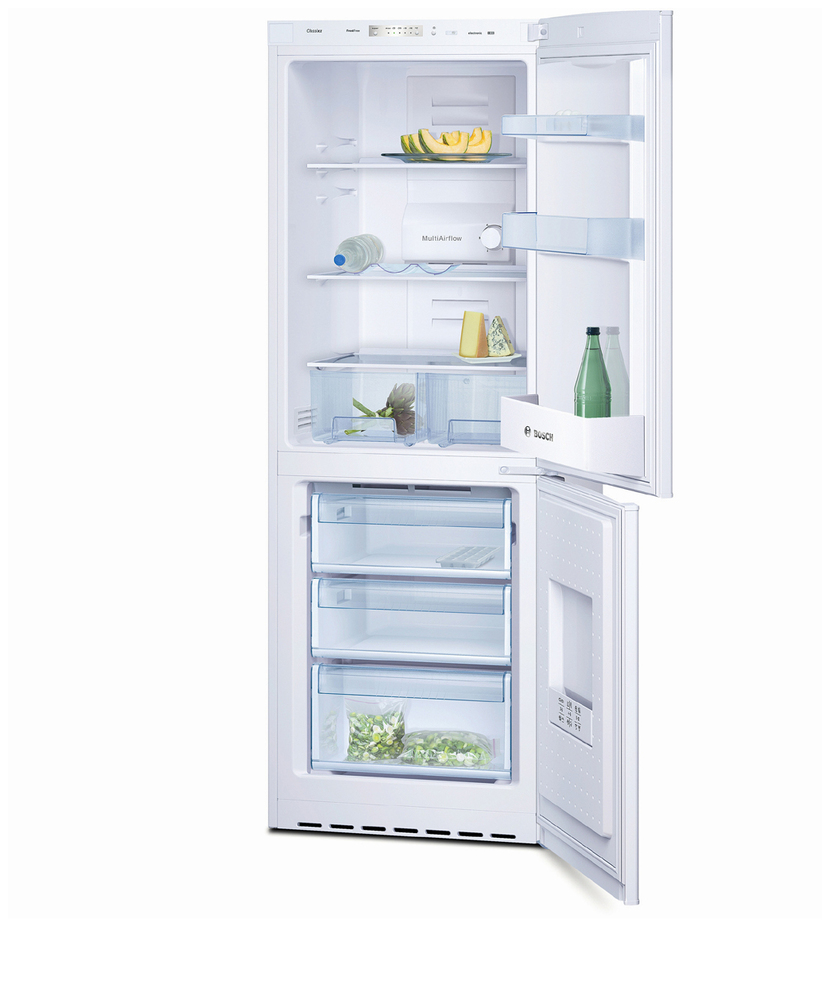 Bosch classixx fridge freezer User Manual Lights Flashing