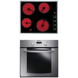 Indesit FIE76KCA + Electric Hob Reviews