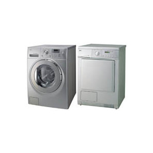 Photo of LG WM14445FDSPACK_SI Washer Dryer